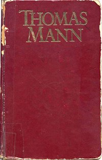 Thomas Mann Cover