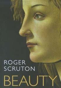 Roger Scruton Beauty book cover