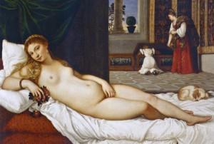 Venus of Urbino, Uffizi Gallery