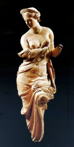 Myrina Aphrodite, Pergamon Museum