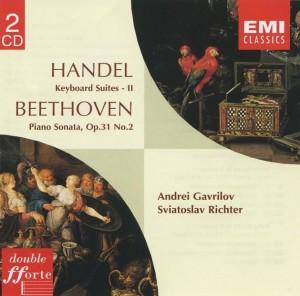 Handel and Beethoven CD