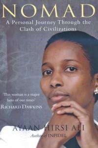 Ayaan Hirsi Ali, Nomad Cover